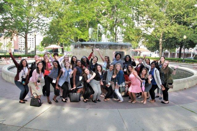 2018 SEP Students at Detroit Startup Week